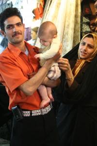 Bazar di Isfahan, giugno 2008